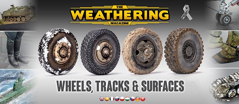 The Weathering Magazine 25 WHEELS, TRACKS & SURFACES # 4524