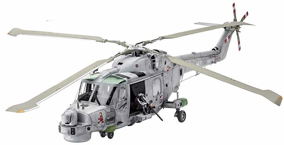 Revell 1/32 Westland Lynx Mk.8 # 04981