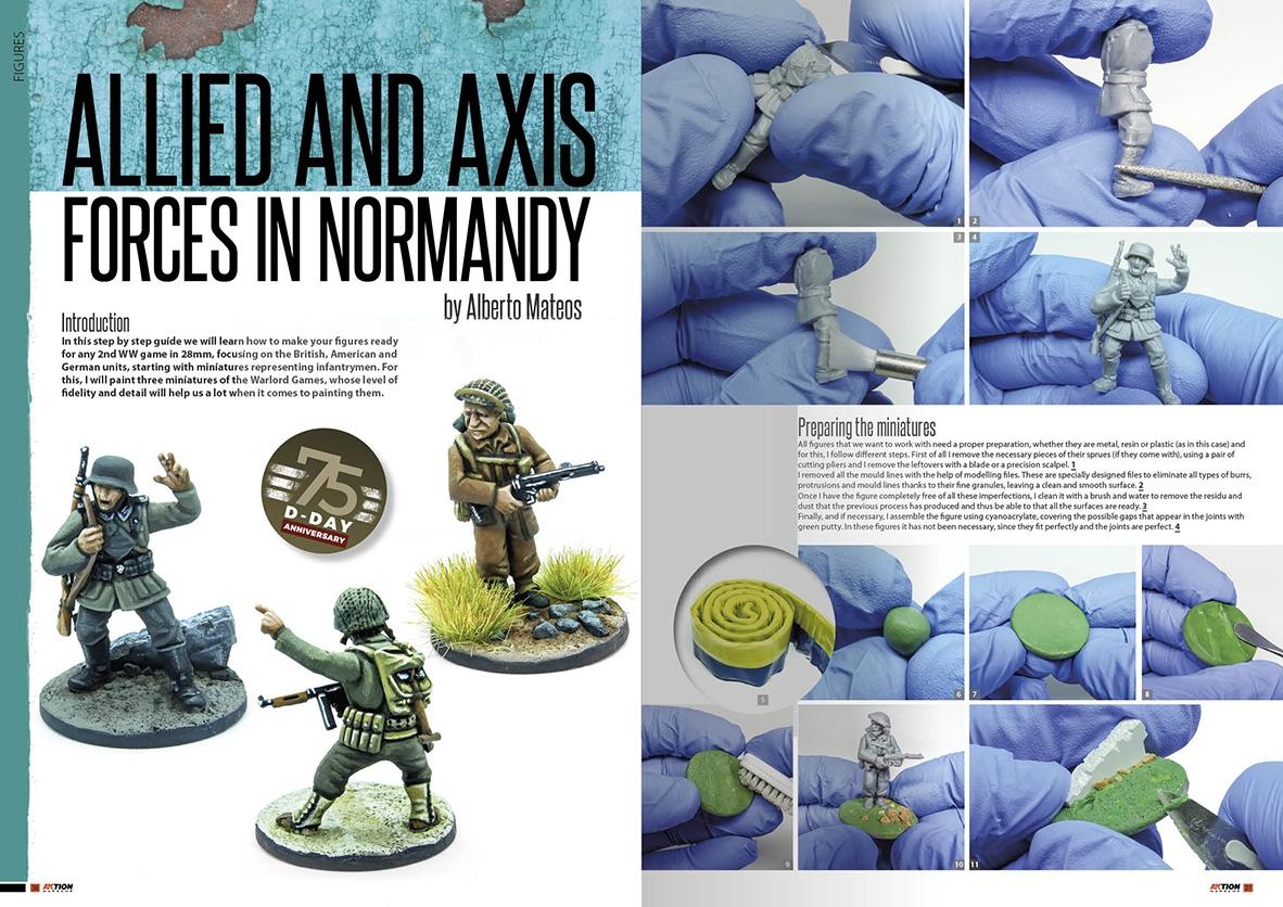 AK Interactive Aktion Wargame Magazine - Issue 3 # 6305