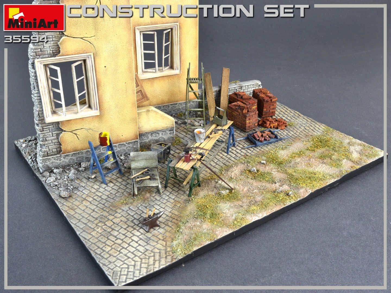 Miniart 1/35 Construction Set # 35594