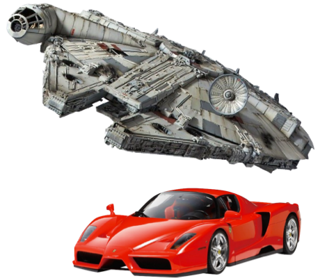 Plastic Model Kits At Discounted Prices