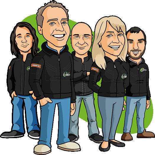 The Team at eModels