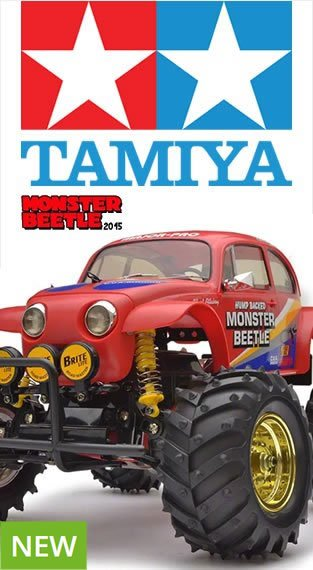 Tamiya Radio Controlled Car Kits