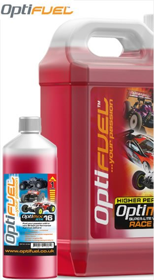 Nitro Fuel for RC cars