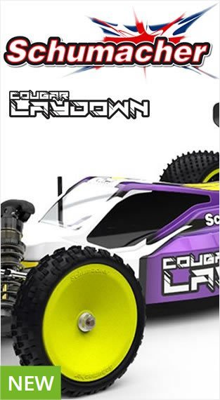 Schumacher 1/10 Cougar Laydown Competition 2WD # K180