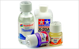 Finishing Products and Thinners