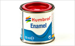 Humbrol 50ml Enamel Paints