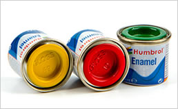 Humbrol Enamel Model Paints