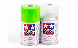 Tamiya TS Spray Paint