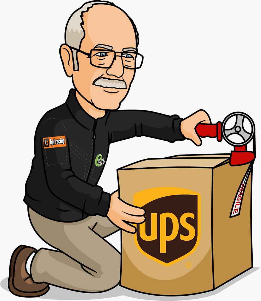 UPS Delivery Option