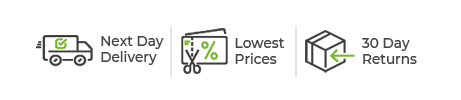 Low Prices and next day delivery, you really need to take a look.